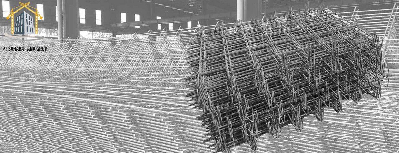 Pusat Material Besi & Baja, Harga Partai dan Eceran. Langsung dari Pabrik.