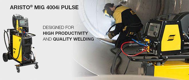 ESAB Welding & Cutting equipment
