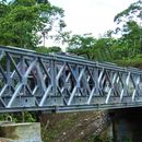 Jembatan Rangka Baja Darurat (panel)