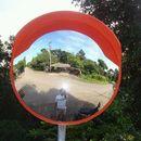 Cermin Tikungan Convex Miror