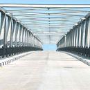 Jembatan Rangka Baja Permanen (standard)