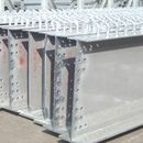 Truss Bridge Component (Komponen Jembatan Rangka)