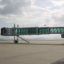 Passenger Boarding Bridge Three Tunnel Glass/Jembatan Penumpang