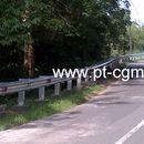 Guard Rail Pagar Pengaman Jalan Tebal 4,5mm