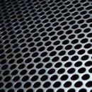 TJS Round Perforated Metal Sheet