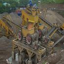 STONE CRUSHER WITH SHAROUI PART OF METSO