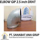 Elbow GIP 2.5 inch DRAT - Promo
