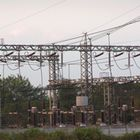 Steel Substation Tower (Gantry Tower)