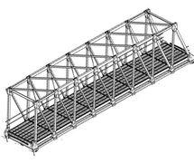 Jembatan Rangka (Truss) Kelas A-40