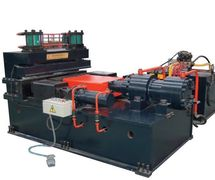 Hydraulic CNC Angle Line Machine for Opening/ Closing Steel Tower Industry