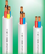 MEDIUM HEAVY THERMOPLASTIC FLEXIBLE CABLE (NYMHY - 0 (I) 300/500 VOLT)