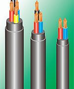 NON-METALLIC SHEATHED OUTDOOR CABLE (NYY - 0 (I) 0.6/1 kV)