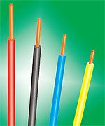 THERMOPLASTIC INDOOR CABLE (NYA - 450/750 VOLT)