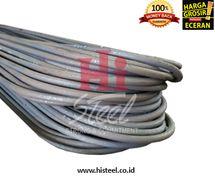 Besi Beton Polos Full SNI / Round Bar (Hi Steel)