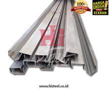 Besi UNP (Hi Steel)
