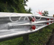 Guardrail Trie Beam | Pagar Pengaman Jalan