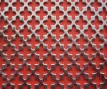 TJS Decoration Perforated Metal Sheet