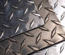 Besi Plat Kembang / Plat Bordes