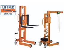 Liftrer Stacker Manual