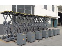 Multi Scissor Table Lift