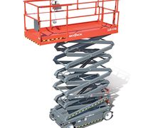 Scissor Lift SJIII 4740 (Electric)
