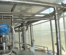 PIPING STAINLES INSTALLATION