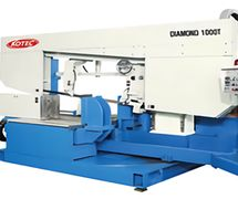 Mesin Pemotong KoTec DIAMOND-1000T Band Sawing Machine