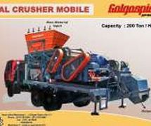 COAL CRUSHER MOBILE