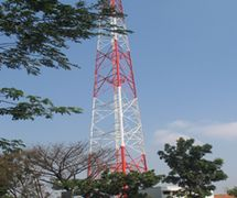 Steel Tower Telekomunikasi
