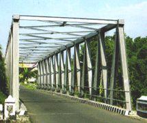 Jembatan Semi Permanent Rangka (Semi Permanent Bridging)