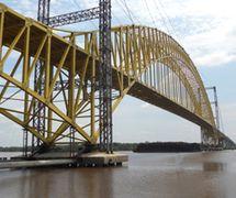 Arch Bridge A.250m (Jembatan Pelengkung A.250m)