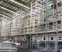Steel Racking and Storage