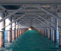 Steel Structures Pipe - Struktur Baja dari Pipa