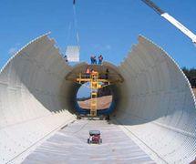 Armco/Corrugated steel pipe/Culvert/Gorong-Gorong Baja(PT.Chasana global mandiri )