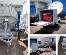 Telehouse VSAT Mobile (Mobile Antena)