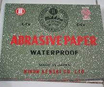 Amplas ( sheet abrasive )