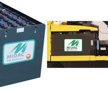 Traction Batteries - Midac (DSL Indonesia)