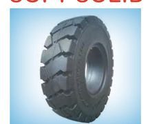 Ban solid forklift-Soft Solid (DSL Indonesia)