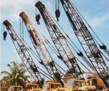 Pratama Galuh Perkasa Mobile Crane