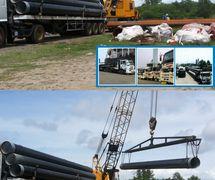 Handling Material dan PPJK (Custom Clearance)