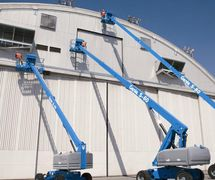 GENIE - Boom lifts Telescopik (UNITED EQUIPMENT INDONESIA)