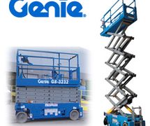 Genie Scissor Lift, Tangga Elektrik (UNITED EQUIPMENT INDONESIA)