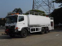 Water Sprinkler Truck
