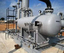 Tank/Vessel and Piping