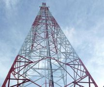 Self Supporting Tower/SST/Lattice Tower (Telehouse Engineering)
