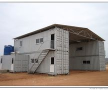 Office Container (Telehouse Engineering)