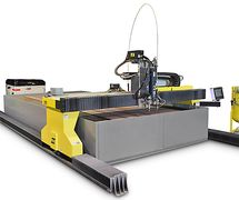 HYDROCUT LX Waterjet Cutting Machine, ESABINDO PRATAMA
