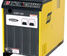 ESP 150-Heavy-Duty, water-cooled plasma cutting and gouging system