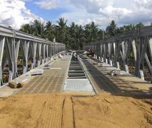 Jembatan Baja Bailey Type SR SSR DS DSR(PT.Chasana Global Mandiri )