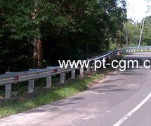 Guardrail Pagar Pengaman Jalan Tebal 4,5mm